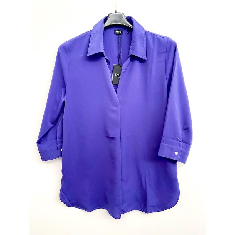 Blusa viola Emme - rosatea