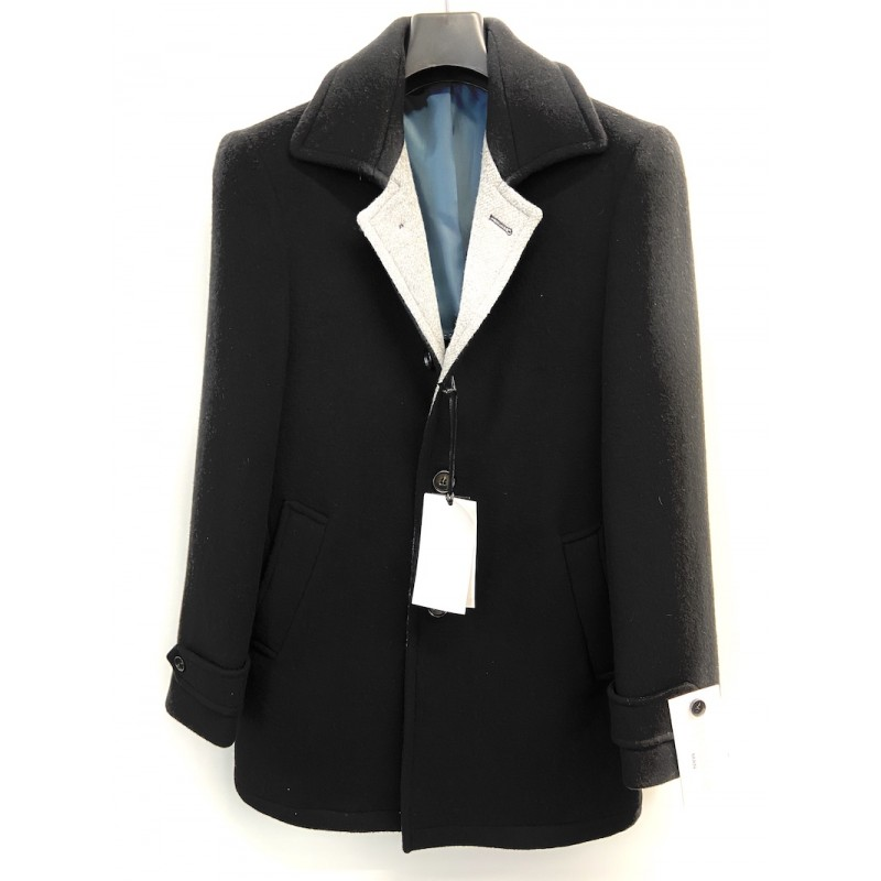 Cappotto nero Mark Up -...