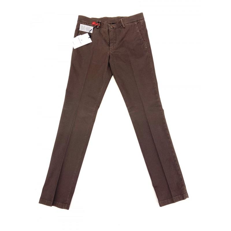 Pantalone marrone Manuel...