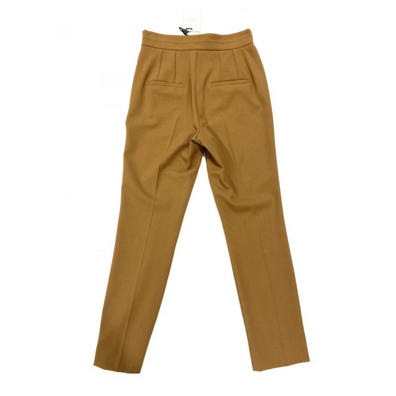 Pantalone slim colore...