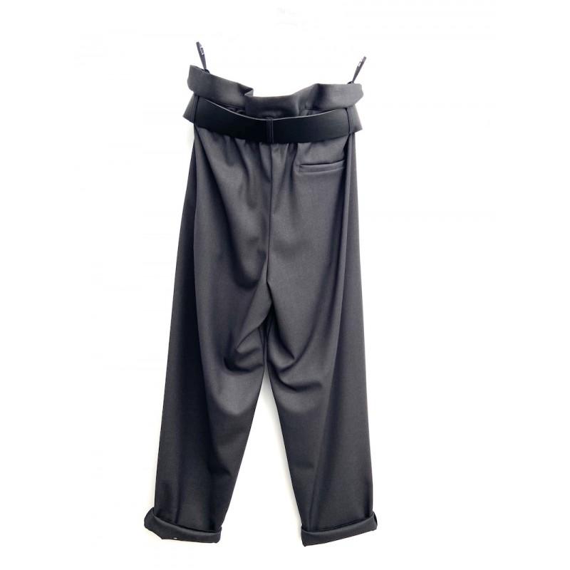 Pantalone grigio antracite...