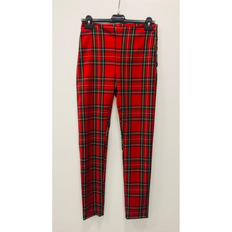 Pantalone scozzese...